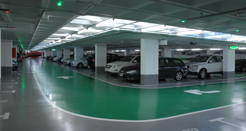 Parking Cotxeres de Sarrià B:SM