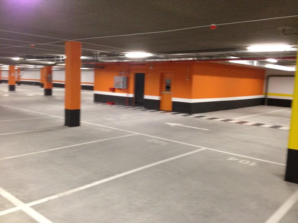 Parking estadio san mam s bilbao for Imq oficinas centrales bilbao bilbao