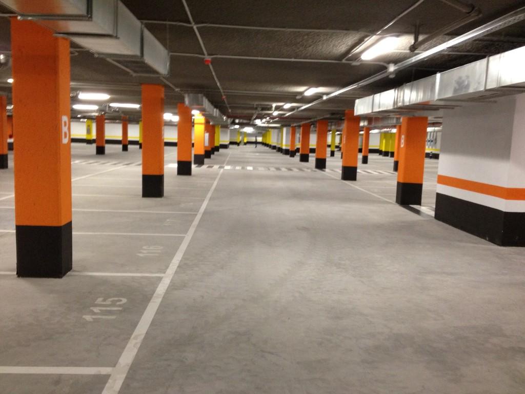 Las mejores ofertas para el parking hospital imq for Imq oficinas centrales bilbao bilbao