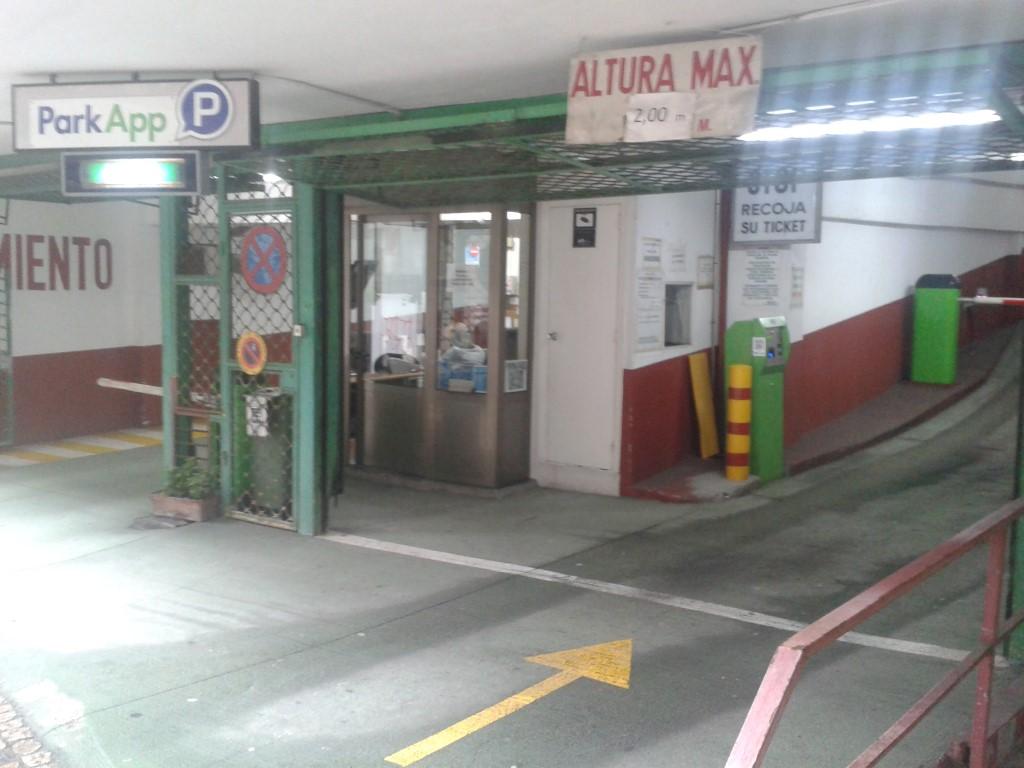 Reserva parking en vigo durante toda la noche por 5 - Material de oficina vigo ...