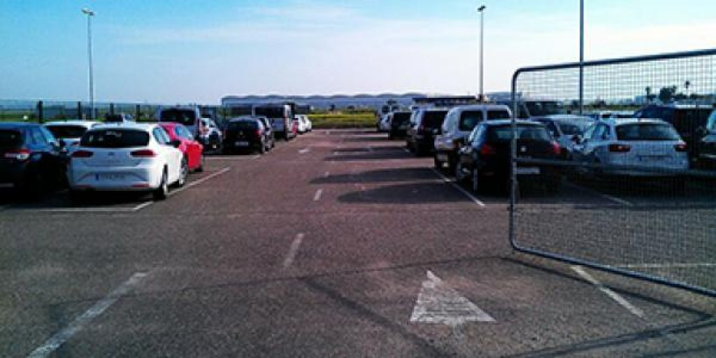 Recogida de vehiculos aeropuerto de sevilla