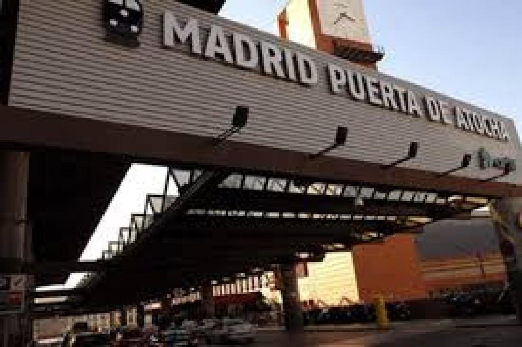 Aparkcar Atocha Recogida