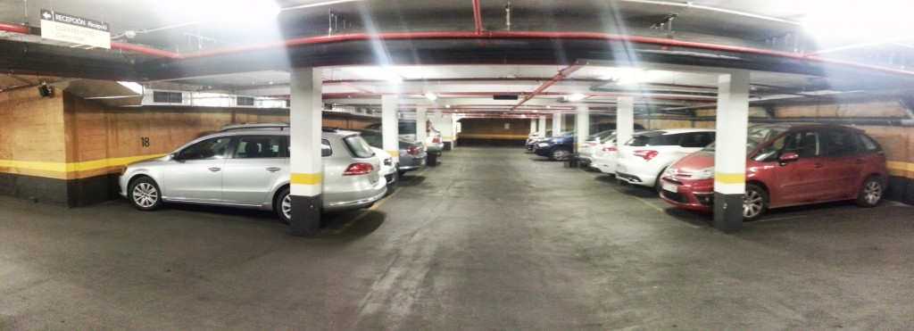 Parking NH Sants