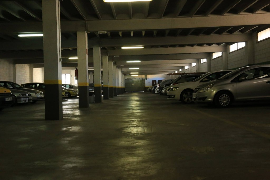 Parking Hortalegre, parking barato Manises