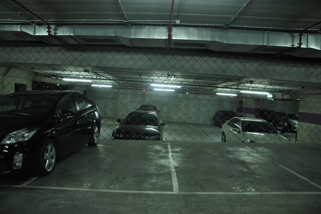 Plazas en Parking Valencia Manises
