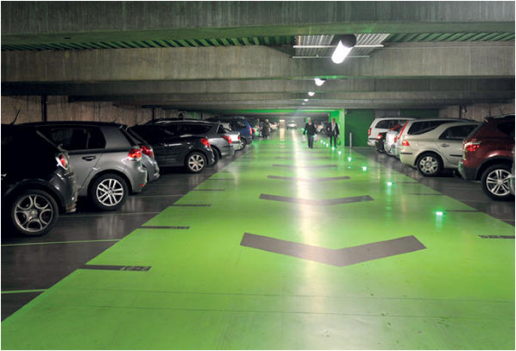 Parking recogida coches aeropuerto madrid