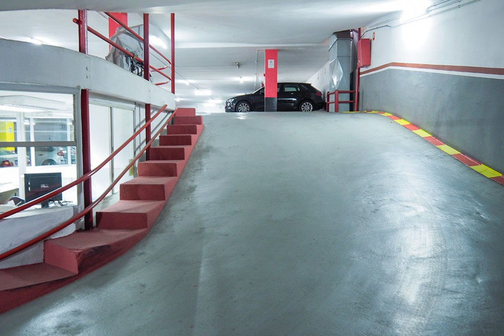 Parking Monterols Barcelona