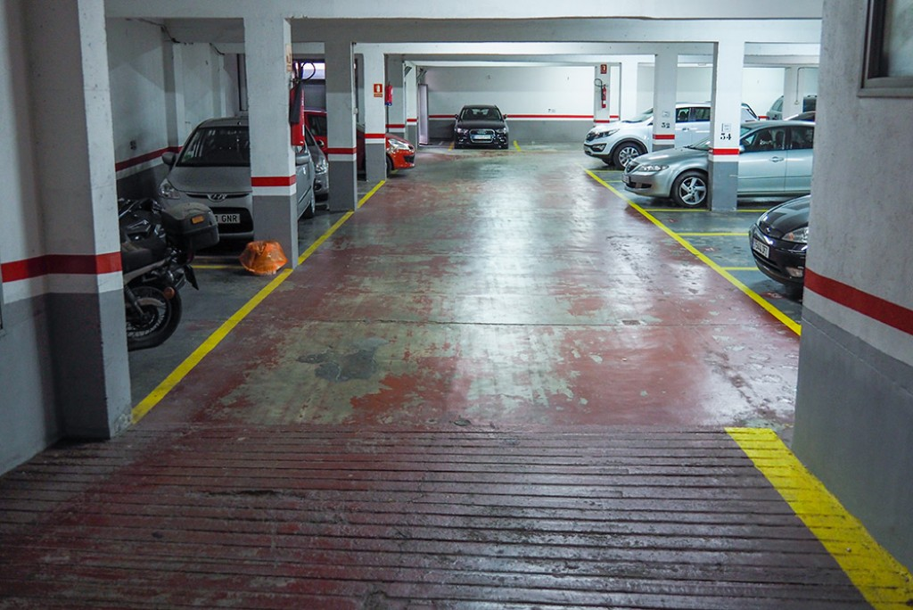 parking horta barcelona