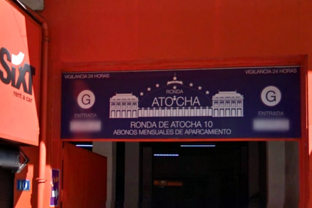 Parking Atocha Parkapp