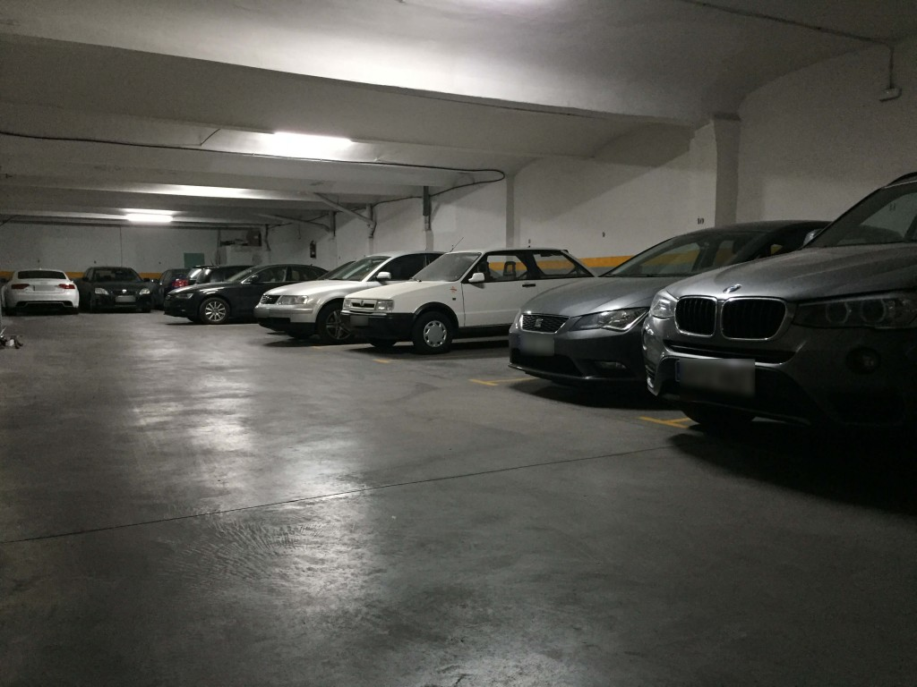 Parking Princesa Madrid