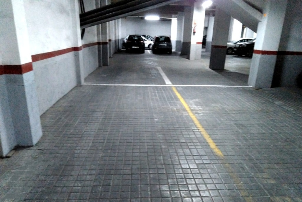 Parking Ibiza Madrid