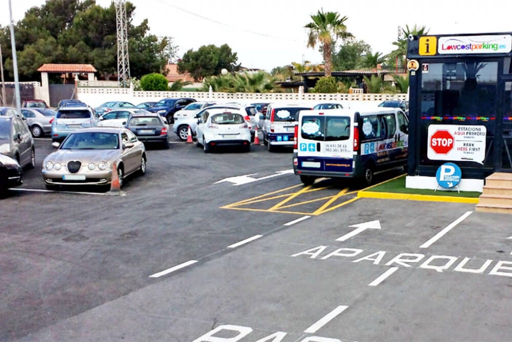 Aparca en Low Cost parking Alicante con horarios 24 horas