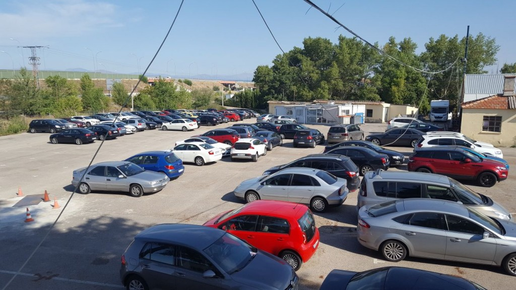 Parking Sansecar Barajas