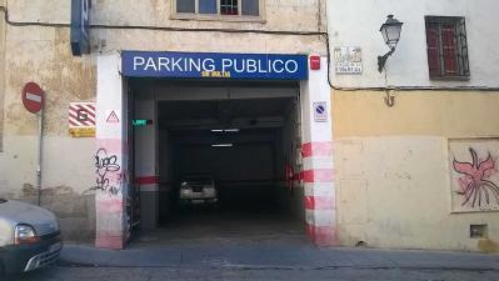 Parking Primavera Lavapiés Madrid
