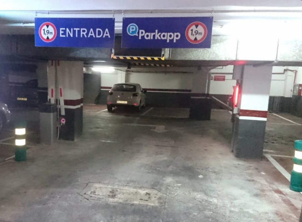 Parking centro Madrid - Aparca en Moncloa