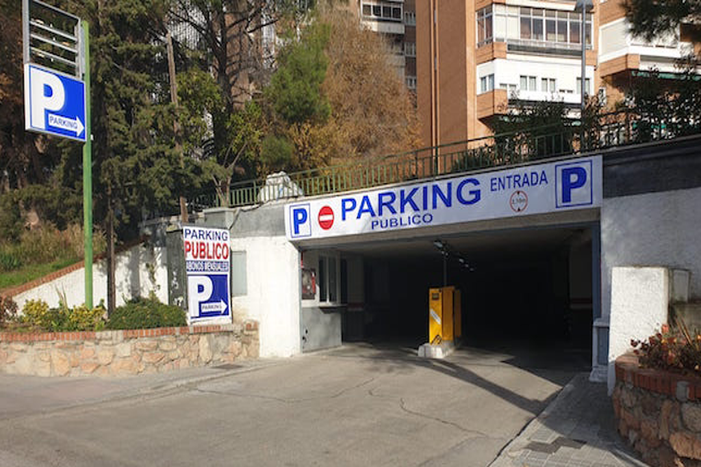 Parking Madrid - Parkapp