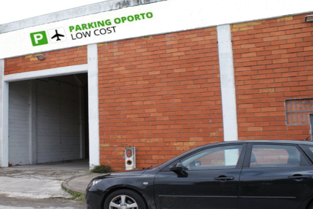 Parking low cost sa carneiro