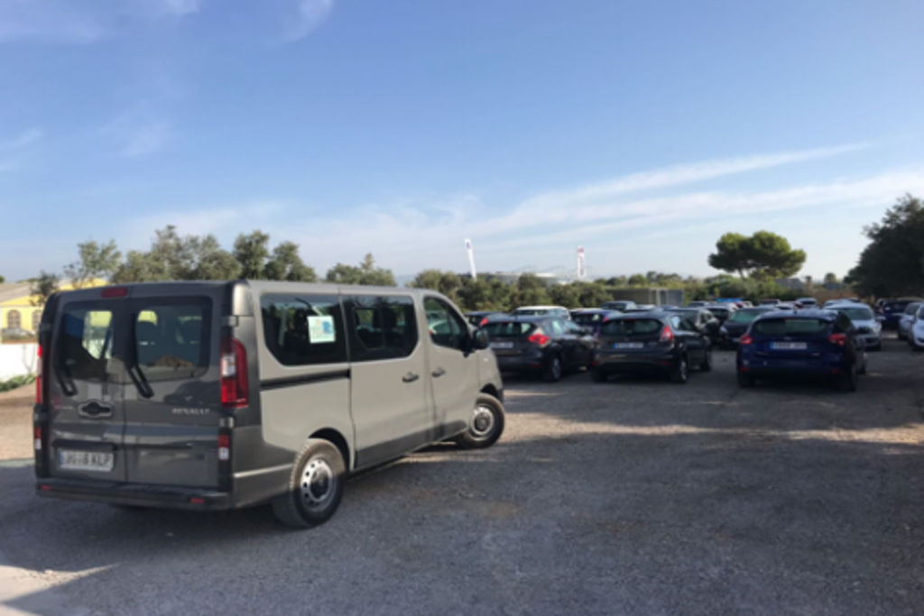 low cost parking palma - Parkapp