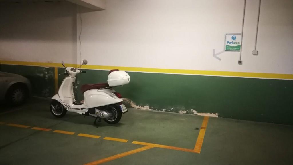 Parking Venezuela