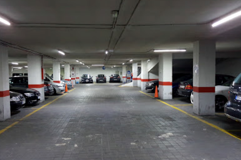 Reserva parking en Madrid - Parkapp