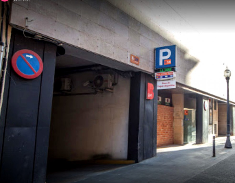 Oferta parkign Barcelona - Descuentos App Parking