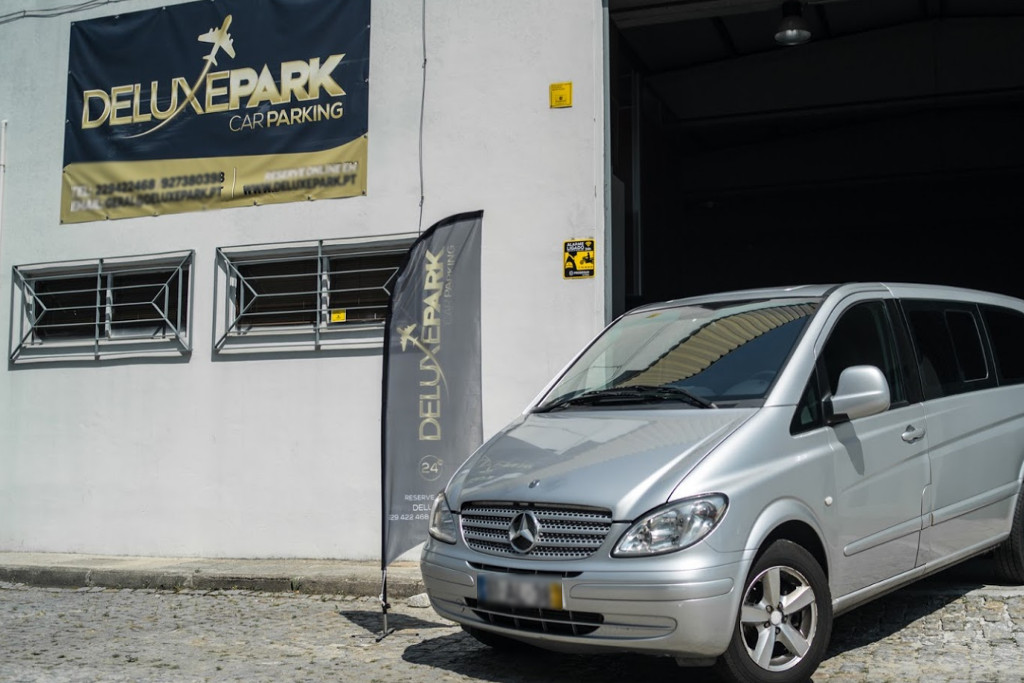 Parking sa carneiro - Parking oporto low cost
